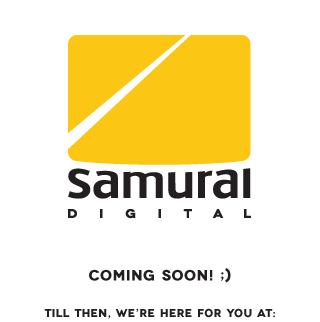 Samurai coming soon